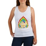 I Am Human Women's Tank Top