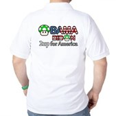 2up for America Golf Shirt