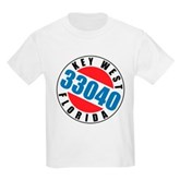 Key West 33040 Kids Light T-Shirt