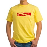 Tauchen German Scuba Flag Yellow T-Shirt
