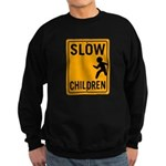 Slow Children Sweatshirt (dark)