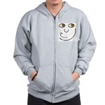 Eye Contact Zip Hoodie