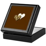 Chocolate Cookie Keepsake Box