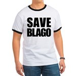 Save Illinois Governor Blagojevich, he's innocent! Ringer T