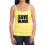 Save Illinois Governor Blagojevich, he's innocent! Jr. Spaghetti Tank