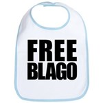 Free Illinois Governor Blagojevich, he's innocent! Bib