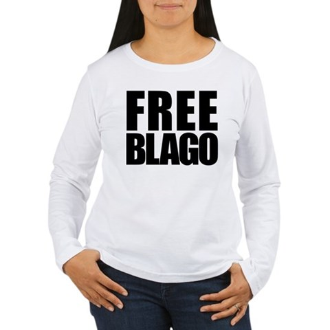 Free Blago Women's Long Sleeve T-Shirt