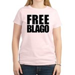 Free Illinois Governor Blagojevich, he's innocent! Women's Light T-Shirt