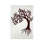 Autumn Wind Rectangle Magnet