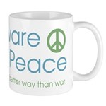 Delaware for Peace Coffee Mug