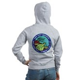 Take Only Memories (turtle) Women's Zip Hoodie