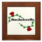 Bachelorette Framed Tile