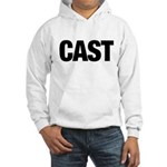 Cast Member T-Shirts Hooded Sweatshirt