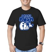 I Want Rush to Fail Men's Fitted T-Shirt (dark)