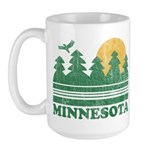 Minnesota Large Mug
