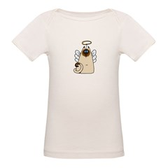 Holy Kitty Organic Baby T-Shirt