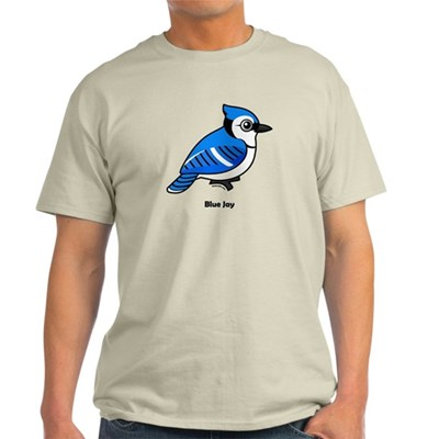 Birdorable Blue Jay Light T-Shirt
