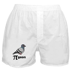 Birdorable PI-geon Boxer Shorts