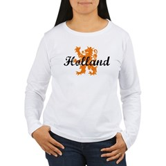 Holland Women's Long Sleeve T-Shirt