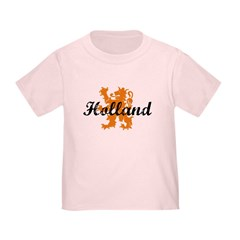 Holland Toddler T-Shirt