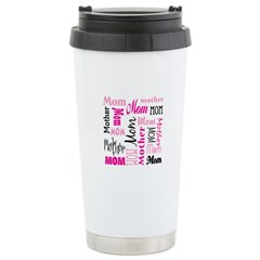Mom Mother's Day Ceramic Travel Mug