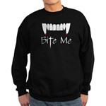 Bite Me Sweatshirt (dark)