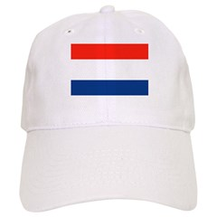 NL Dutch Flag Cap