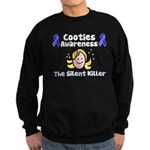 Cooties Awareness Sweatshirt (dark)