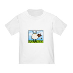 Spring Sheep Infant/Toddler T-Shirt