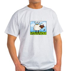 Spring Sheep Light T-Shirt
