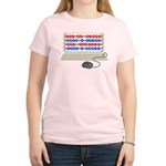 QWERTY B.C. Women's Light T-Shirt