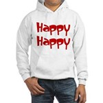 Happy Happy Joy Joy Hooded Sweatshirt