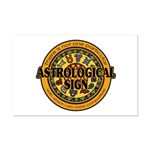Astrological Sign Mini Poster Print