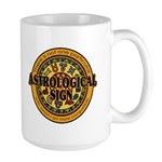 Astrological Sign Large Mug
