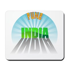 Pune India Mousepad