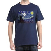 Starry Dove Dark T-Shirt