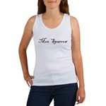Mrs. Sparrow Women's Tank Top