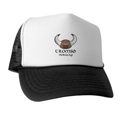 Tromso Norway Viking Hat (color) Trucker Hat