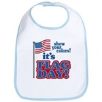 Flag Day Bib