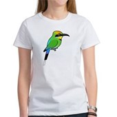 Rainbow Bee-eater Women's T-Shirt