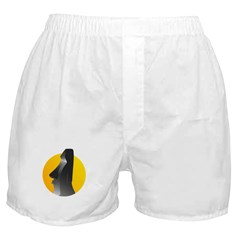 Easter Island Statue Boxer Shorts