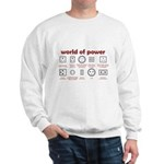 World of Power Sweatshirt
