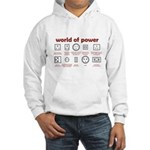 World of Power Hooded Sweatshirt