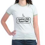Number One Rosa Fan Jr. Ringer T-Shirt