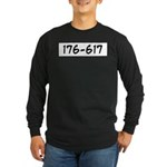 176-617 Long Sleeve Dark T-Shirt