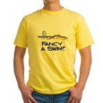 Fancy a Swim? Yellow T-Shirt