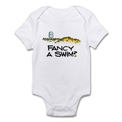 Fancy a Swim? Infant Bodysuit