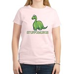 Stuffosaurus Logo Women's Light T-Shirt