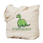 Stuffosaurus Logo Tote Bag