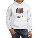 Square Egg Hooded Sweatshirt